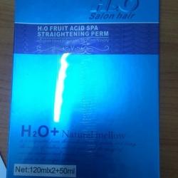 ครีมยืดผม H2O 120mlx2+50ml