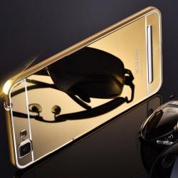 เคส Vivo X5 Max รุ่น Aluminium Hybrid Mirror Back (เคสฝาหลังเงา)