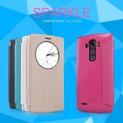เคส LG G4 ยี่ห้อ Nillkin รุ่น Sparkle ฟังก์ชัน Quick circle