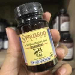 # ลดริ้วรอย # Swanson DHEA 50 mg 120 Caps