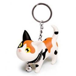 พวงกุญแจน้องแมว 3 สี