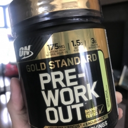 Optimum Nutrition, Gold Standard, Pre-Workout, Green Apple, 10.58 oz (300 g)