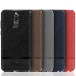 เคสนิ่ม Huawei Mate 10 Pro รุ่น Litchi Texture