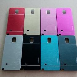Case Samsung Galaxy Note 5 รุ่น Aluminium Hybrid ลายเส้น