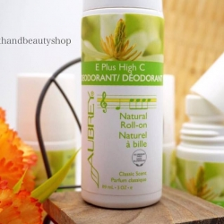 # rollon เทพ # Aubrey Organics, E Plus High C, Natural Roll-On Deodorant, 3 fl oz (89 ml)
