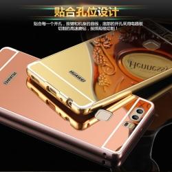 เคส Huawei P9 รุ่น Aluminium Hybrid Mirror Back (เคสฝาหลังเงา)
