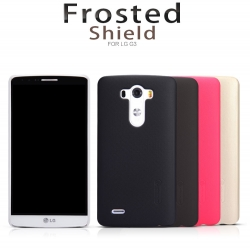 Case LG G3 ยี่ห้อ Nillkin รุ่น Super Frosted Shield