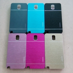 Case Samsung Galaxy Note 3 รุ่น Aluminium Hybrid ลายเส้น