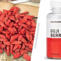Myvitamins Goji Berry 90 Tablets