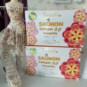 Sakura Salmon Collagen SC 15000 mg.