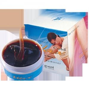 Biowoman Honey Cild Wax ไบโอ-วูเมนส์ ฮันนี โคลด์ แว๊กซ์ แว๊กซ์เย็นกำจัดขนผสมน้ำผึ้ง