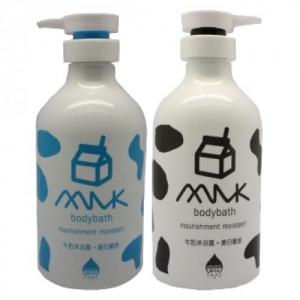 ครีมอาบน้ำสูตรโลชั่นน้ำนมผิวนุ่ม 1000 ml.