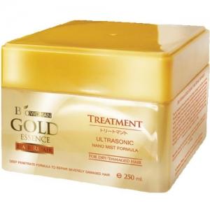 Biowoman Gold Essence Hair Repair Treatment ไบโอ-วูเมนส์ โกลด์ เอสเซ้นส์ แฮร์ รีแพร์ ทรีทเม้นท์