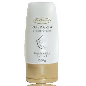 Biowoman Pueraria Breast Cream ไบโอ-วูเมนส์ เพอราเรีย บัส (ครีมนวดบำรุงทรวงอก กวาวเครือขาว)