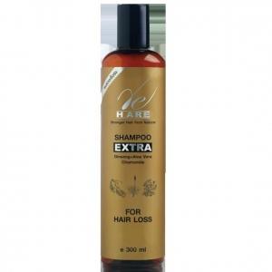 Biowoman Rehair Stronger Hair from Natural Shampoo Extra ไบโอ-วูเมนส์ รีแฮร์ แชมพู เอ็กซ์ตร้า