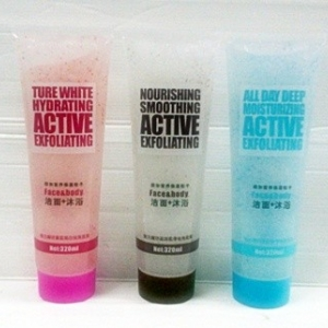 Charming Magic Whitening Active Exfoliating Gel 320ml.