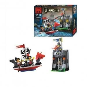อัศวิน (Knight) E-1017 ตัวต่อเลโก้จีน ชุดอัศวิน