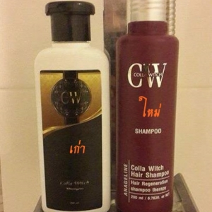แชมพู + ครีมนวด คอลลาวิช (CW) ขนาด 200 ml.