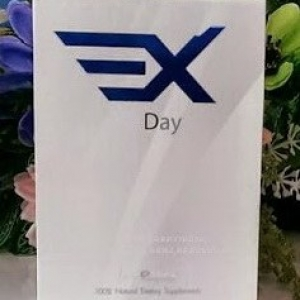 Ex Day (เอ็กซ์ เดย์) ผลิตภัณฑ์ ลดน้ำหนัก ตัวใหม่ล่าสุด