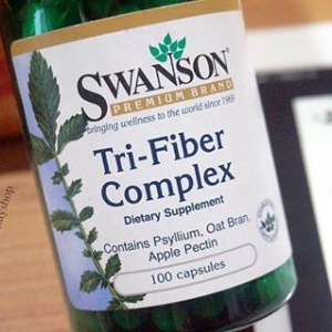 Swanson Premium Tri-Fiber Complex 100 Caps