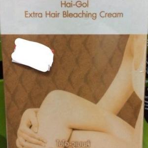 Biowoman Hai-Gol Extra Hair Bleaching Cream