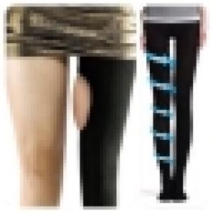 ถุงน่องลดขาเรียว top slim แบบเต็มตัว