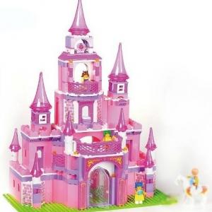 เจ้าหญิง (Princess) S-0152. ตัวต่อเลโก้จีน ปราสาทเจ้าหญิง