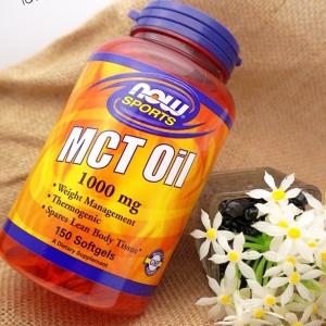 # ขายดี ลดน้ำหนัก # Now Foods, Sports, MCT Oil, 1000 mg, 150 Softgels