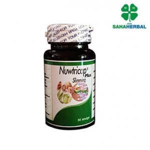 Nuwtricap Plus Slimming สมุนไพรลดน้ำหนัก