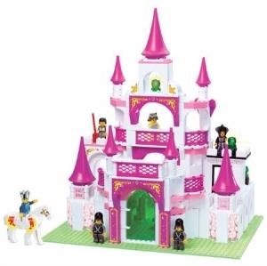 เจ้าหญิง (Princess) S-0151. ตัวต่อเลโก้จีน ปราสาทเจ้าหญิง