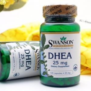 Swanson DHEA 25 mg 120 Caps