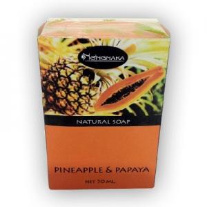 PINEAPPLE & PAPAYA SOAP