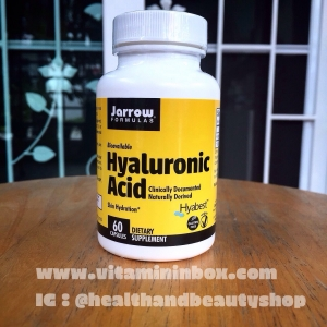 Jarrow Formulas, Hyaluronic Acid, 50 mg