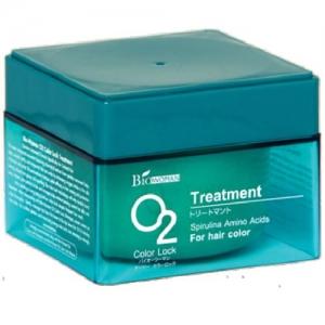 Biowoman O2 Color Lock Treatment ไบโอ-วูเมนส์ โอทู คัลเลอร์ ล็อค ทรีทเม้นท์