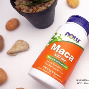 Now Foods, Maca, 500 mg, 100 Capsules