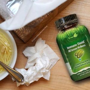 # ภูมิต้านทาน # Irwin Naturals, Immuno-Shield, All Season Wellness, 100 Liquid Soft-Gels