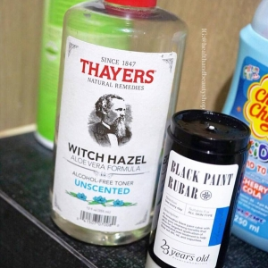 Thayers, Alcohol Free Unscented Witch Hazel Toner with Aloe Vera, 12 fl oz (355 ml) (ขวดฟ้า)