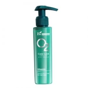 Biowoman O2 Color Lock Shampoo ไบโอ-วูเมนส์ โอทู คัลเลอร์ ล็อค แชมพู