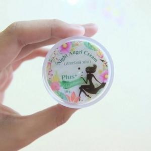 Night Angel Cream [Plus+ Whitening] ครีมเทวดา สูตรผิวแห้ง
