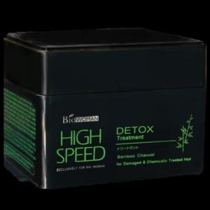 BioWoman High Speed Detox Treatment ไบโอ-วูเมนส์ ไฮ-สปีด ดีท็อกซ์ ทรีทเม้นท์