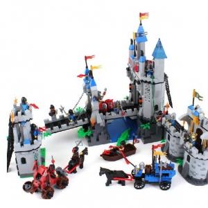 อัศวิน (Knight) E-set 2 ตัวต่อเลโก้จีน ชุดปราสาทอัศวิน 19-2-022