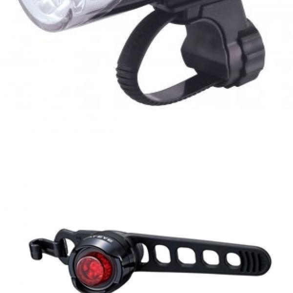 HL-EL135N Black CatEye Cycling Headlight