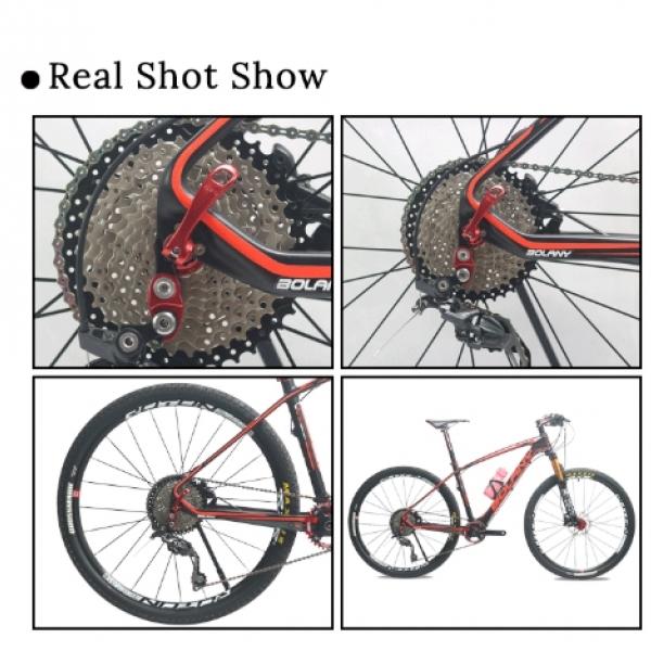 BOLANY Bike Cassette MTB 10 Speed 11-50T Freewheel Sprocket Gear Ratio Flywheel