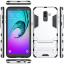 เคส Samsung J8 2018 เคสกันกระแทก 2 ชั้น TPU + PC มีขาตั้งกาง-หุบได้ เท่ๆ thumbnail 13