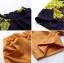 ชุดเซตเสื้อแขนกุดลายดอกไม้สีกรมท่า+กางเกงสีน้ำตาล แพ็ค 5 ชุด [size 2y-3y-4y-5y-6y] thumbnail 2