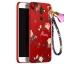 เคส Nokia 7 Plus ซิลิโคนแบบนิ่ม สกรีนลายดอกไม้ สวยงามมากพร้อมสายคล้องมือ ราคาถูก (ไม่รวมแหวน) thumbnail 3