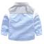 เสื้อ สีน้ำเงิน แพ็ค 5 ชุด ไซส์ 90-100-110-120-130 thumbnail 2