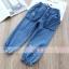 กางเกง แพ็ค 6 ชุด ไซส์ 90-100-110-120-130-140 thumbnail 1