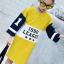 เสื้อยาว สีเหลือง แพ็ค 5 ชุด ไซส์ 120-130-140-150-160 (เลือกไซส์ได้) thumbnail 1