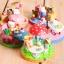ชุดเซ็ต 5 ชิ้น ตุ๊กตาโมเดลเฮลโหลคิตตี้ Hello Kitty figure model set of Day life thumbnail 8